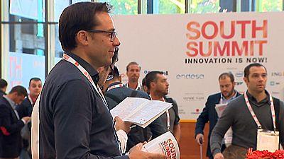 La quinta edición de South Summit reúne a gran número de emprendedores
