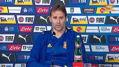 Fútbol - Rueda de prensa de la selección española - ver ahora