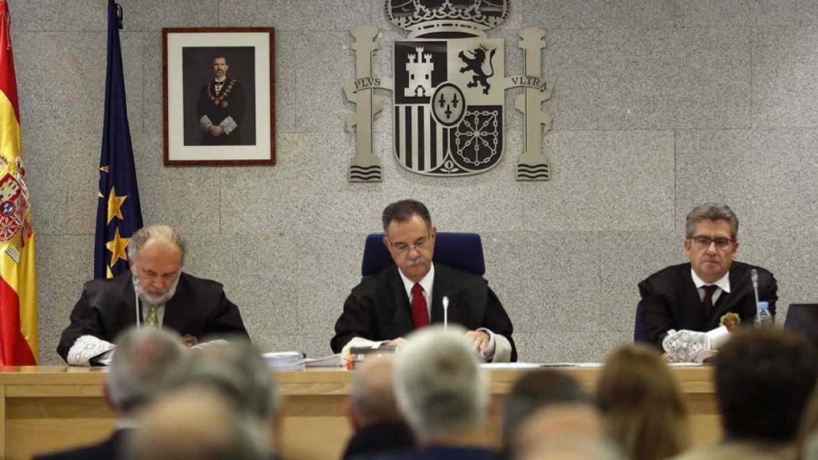 El PP sigue la línea de otros acusados y pide anular todo el juicio de Gürtel