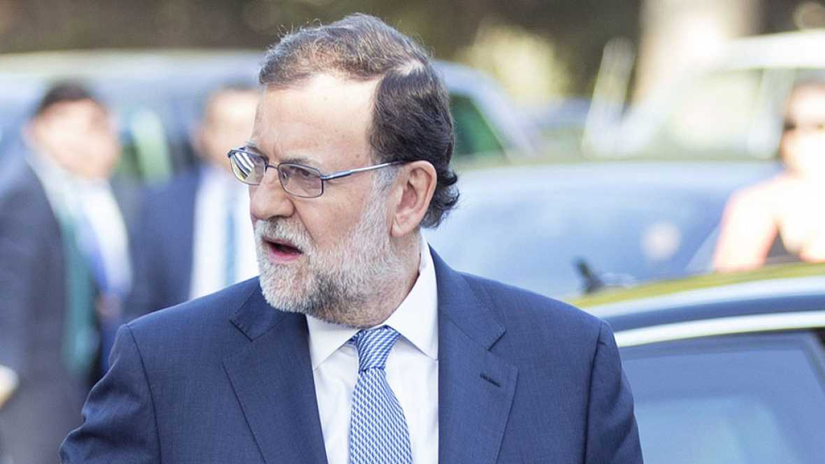 Rajoy asegura que no va a poner ninguna condición para aceptar la abstención del PSOE