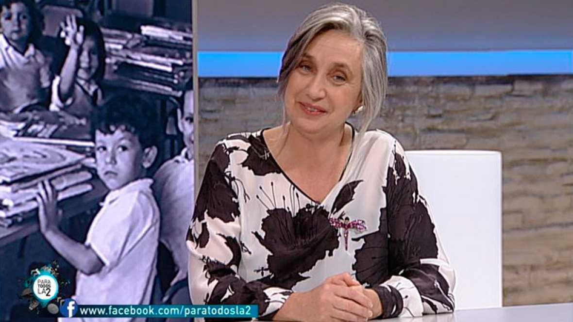 Para Todos La 2 - Entrevista a Carmen Pellicer, directora de a Fundación Trilema