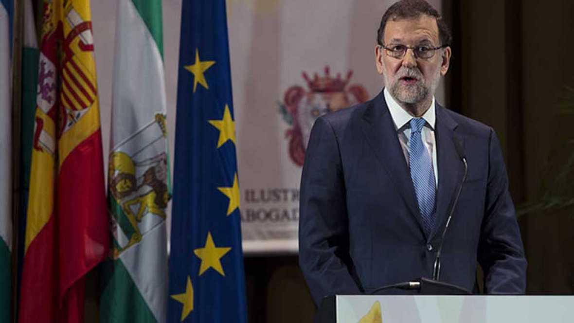 Mariano Rajoy asegura que no pondrá condiciones al PSOE para su investidura