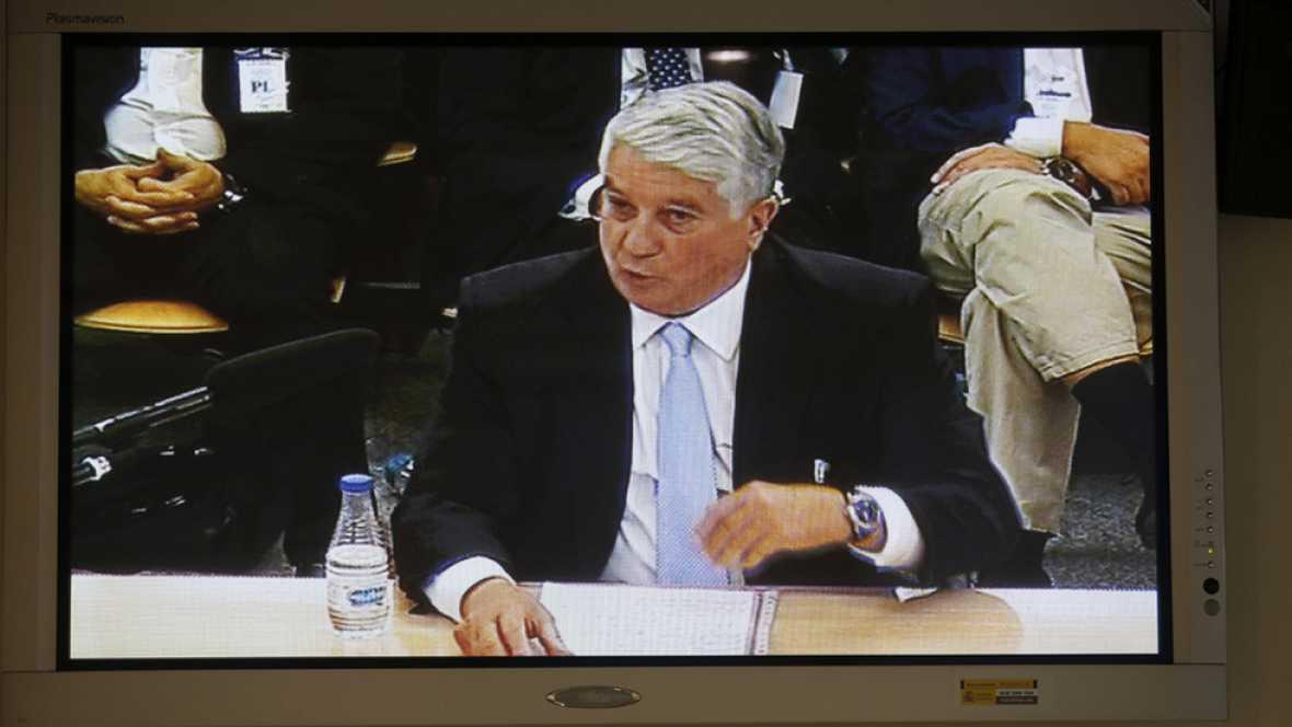 Los exconsejeros de Caja Madrid alegan errores en el cómputo de los gastos con las tarjetas opacas
