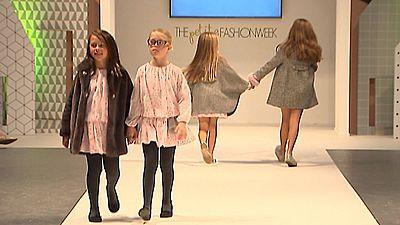 El principal escaparate de la moda infantil en España, la Petite Fashion Week, celebra desde  su tercera edición una pasarela integradora