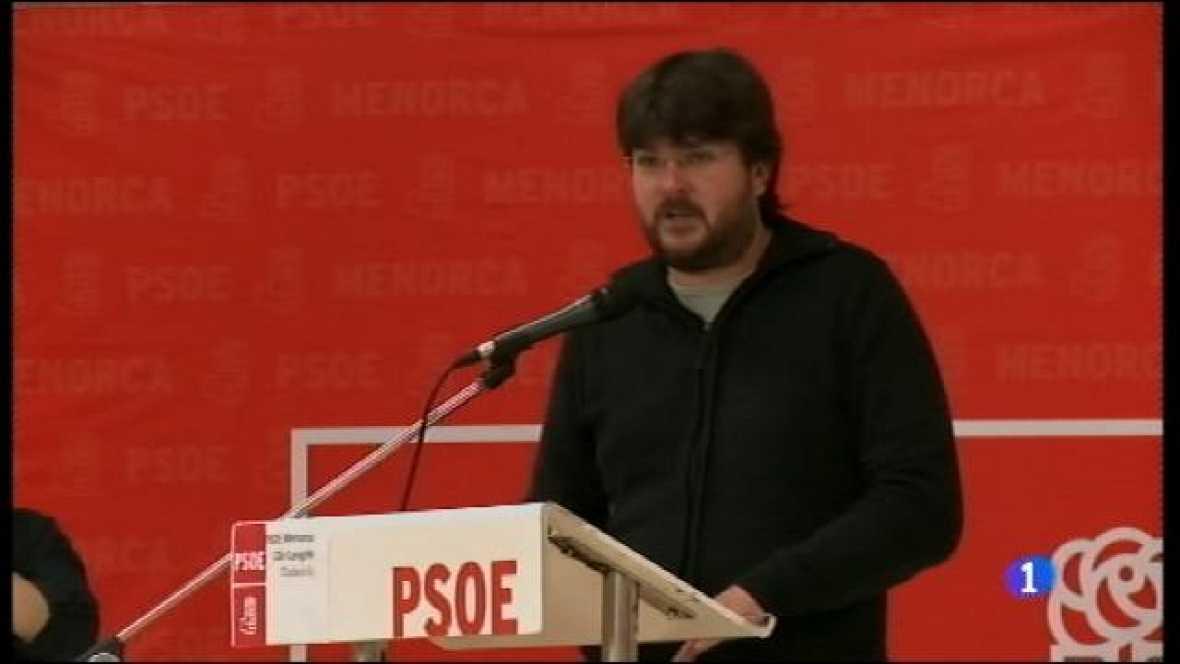 Primera dimissió per la crisi del PSOE