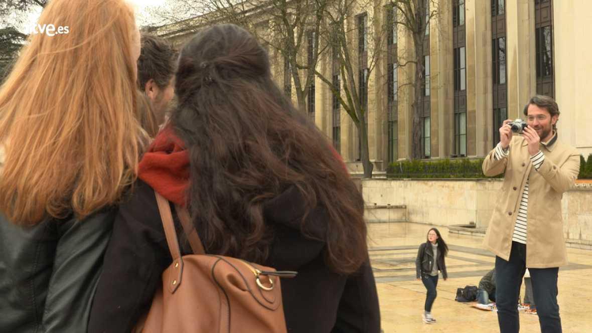 Destinos de película en París. Vídeo extra