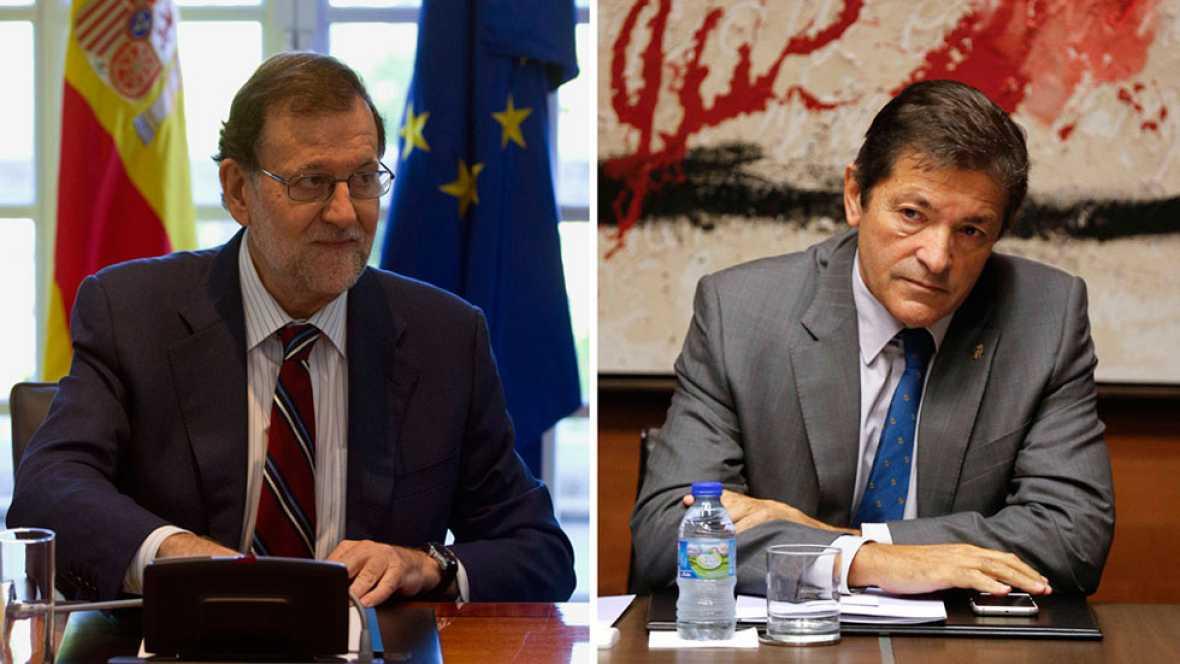 """Fernández llamó Rajoy este jueves para aclarar las """"declaraciones cruzadas"""" sobre gobernabilidad"""