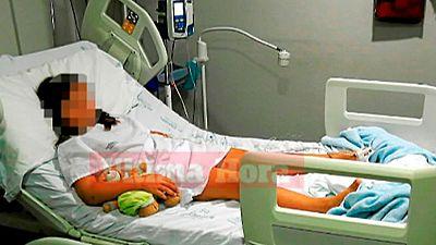 Una niña de ocho años, hospitalizada en Palma tras una paliza de compañeros de colegio