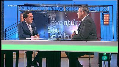 La Aventura del Saber. TVE. jos� Luis Portela. IE Business Schoool
