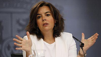 La Abogacía del Estado estudia el referéndum independentista de Cataluña