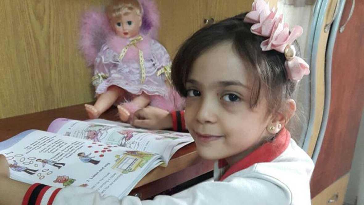 Bana Aled, la niña siria que da voz a Alepo con sus tuits