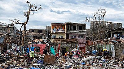 Ya son casi 900 las víctimas en Haití por el huracán Matthew