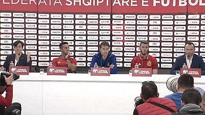 Fútbol - Rueda de prensa de la selección española previa partido Albania - ver ahora