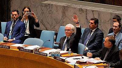 El veto de Rusia frena la propuesta de Francia y España para Siria