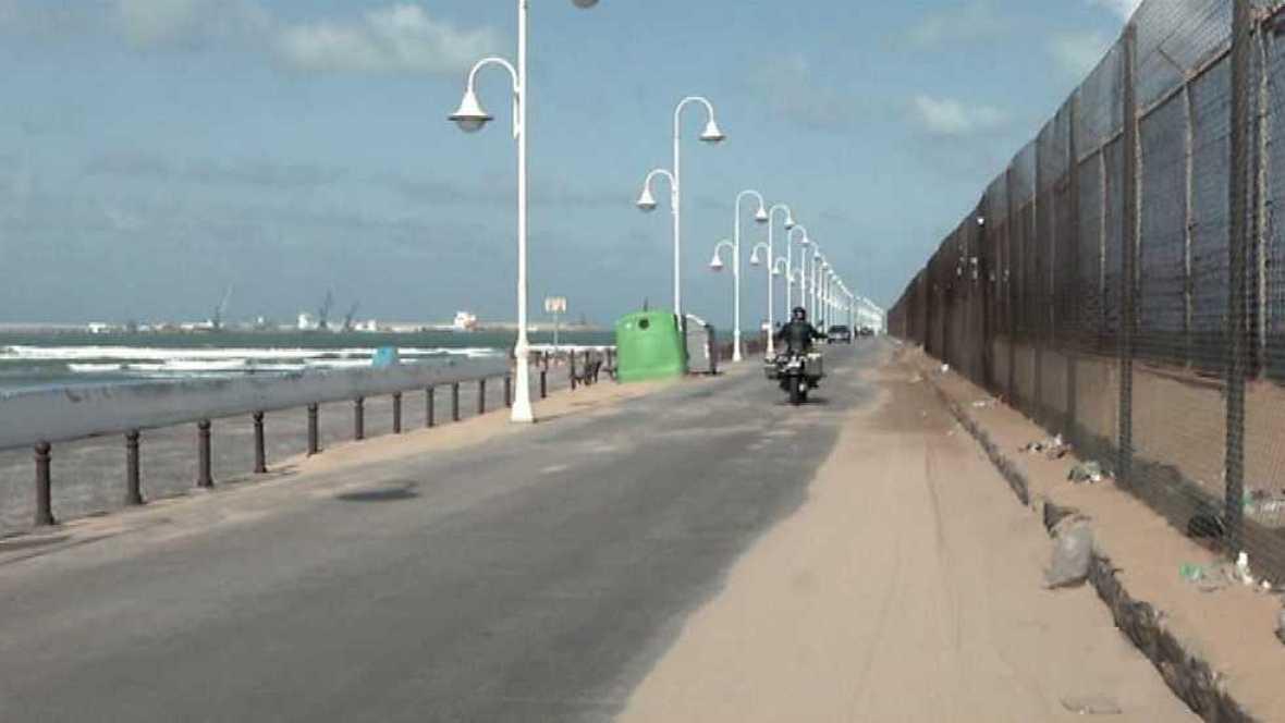 Diario de un n�mada - Destino Dakar: De Tetu�n a Melilla - ver ahora