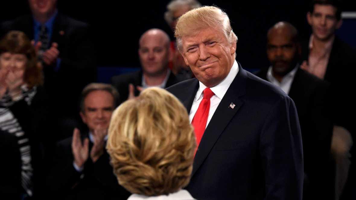 Los candidatos destacan un rasgo positivo de su rival