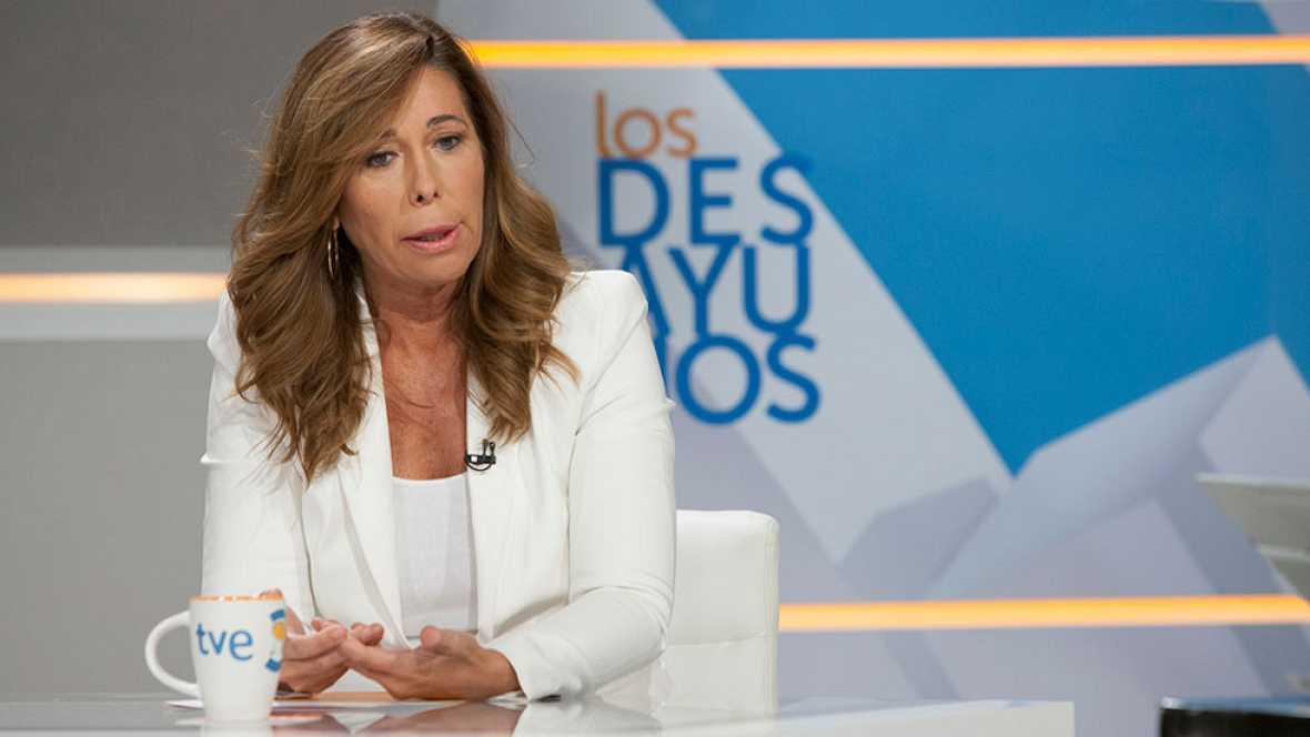"""Sánchez-Camacho: """"Hacer política no es acordar cuestiones inconstitucionales que rompen España"""""""