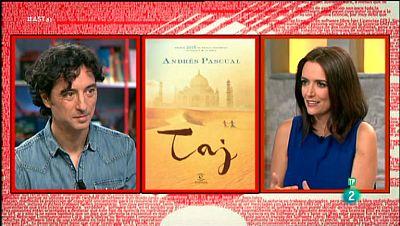 """La Aventura del Saber. TVE. Andr�s Pascual. Novela """"Taj"""""""