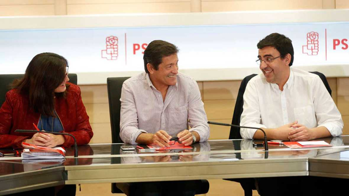 "La gestora del PSOE espera a ""generar condiciones de diálogo"" para decidir la fecha del Comité Federal"