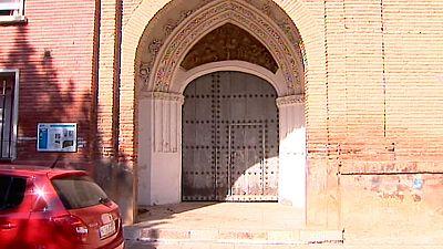 La Guardia Civil ha detenido a los dos hombres que presuntamente intentaron quemar viva  a una indigente en Daroca, Zaragoza