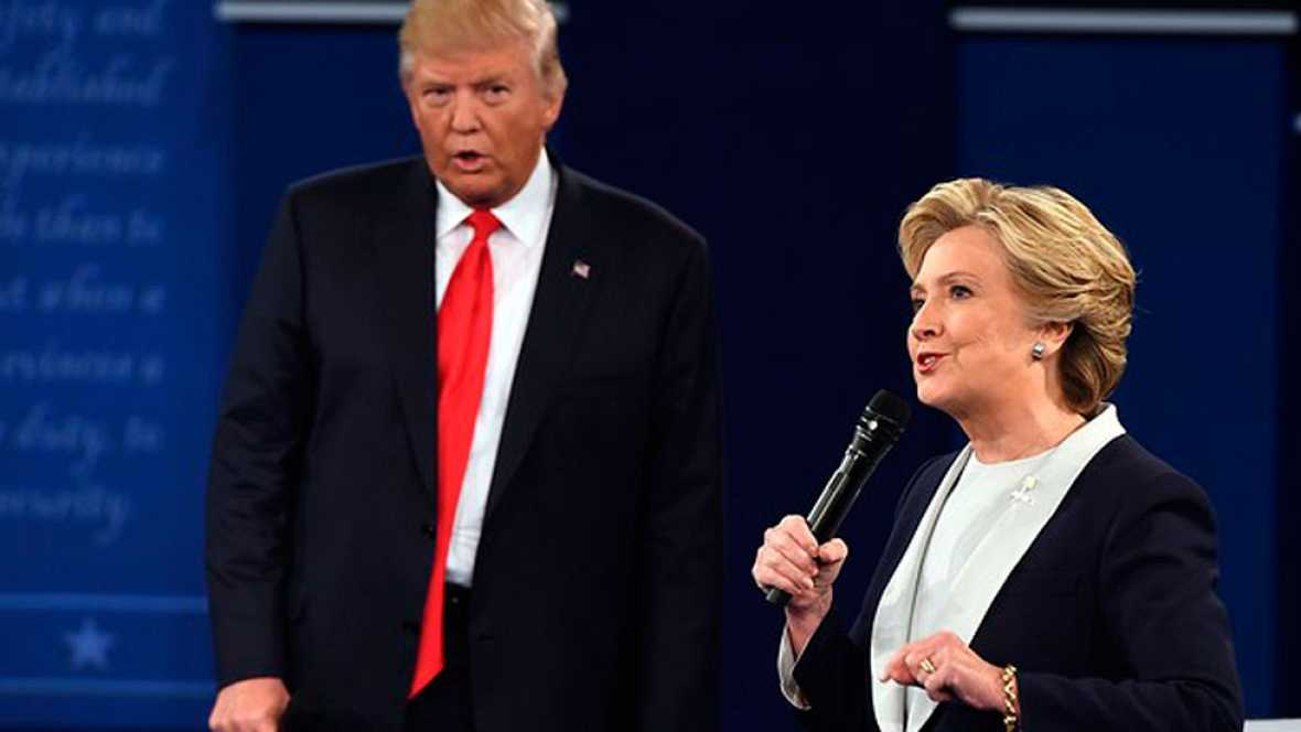 Donald Trump amenaza a Hillary Clinton con la cárcel si sale elegido presidente