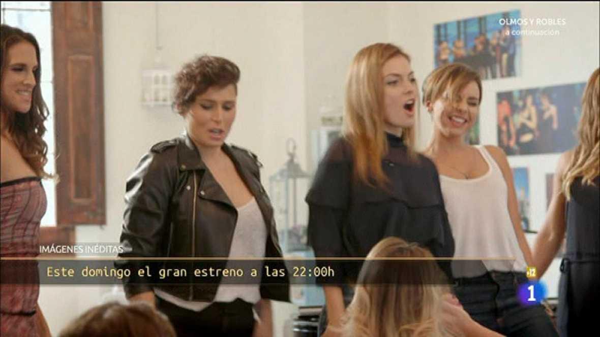 Chenoa, Gisela y Verónica reviven Lady Marmalade