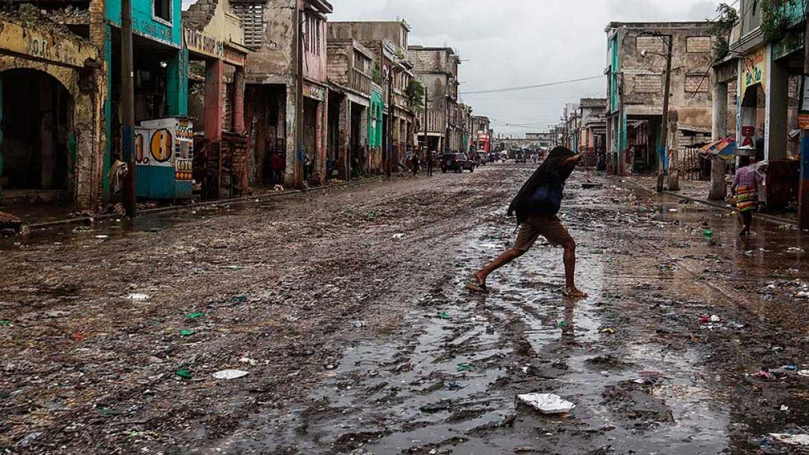 """Huracán Matthew - Javier Martos, Unicef España: """"Nuestros hermanos haitianos necesitan el apoyo de la comunidad internacional"""""""