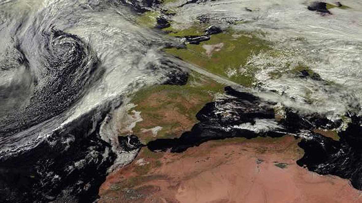 Llegan las lluvias acompañadas de un acusado descenso de las temperaturas
