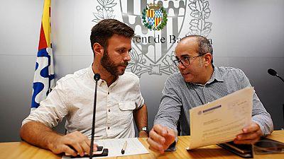 Un juez prohíbe al Ayuntamiento de Badalona abrir en la festividad del 12 de octubre
