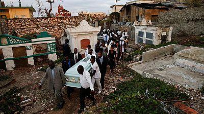 El cólera rebrota en Haití tras el paso del huracán Matthew