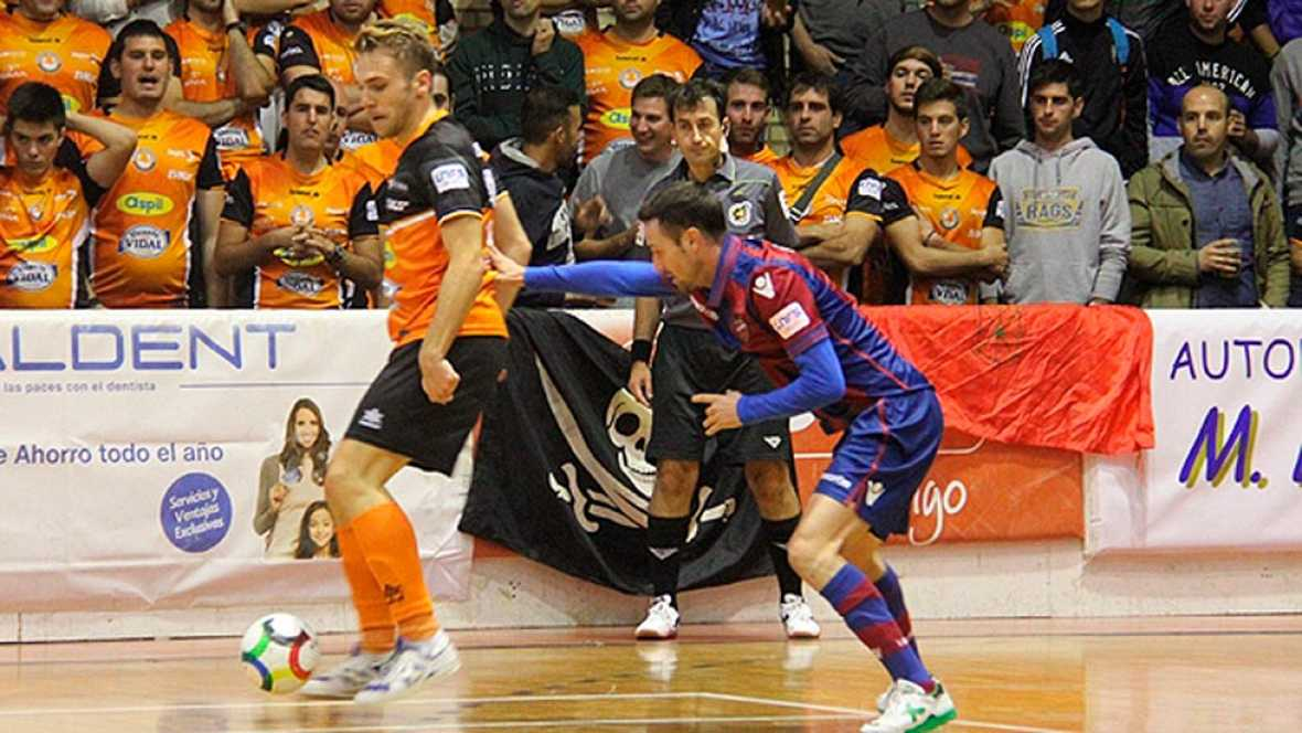 Aspil Vidal Ribera Navarra 0 - 1 Levante UD