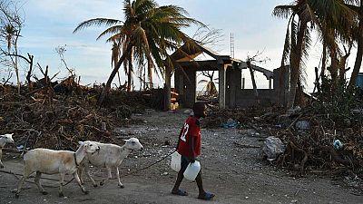 Haití sigue esperando la llegada de ayuda humanitaria una semana después del huracán Matthew