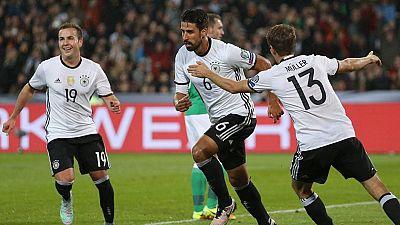 Alemania prolonga el pleno de victorias