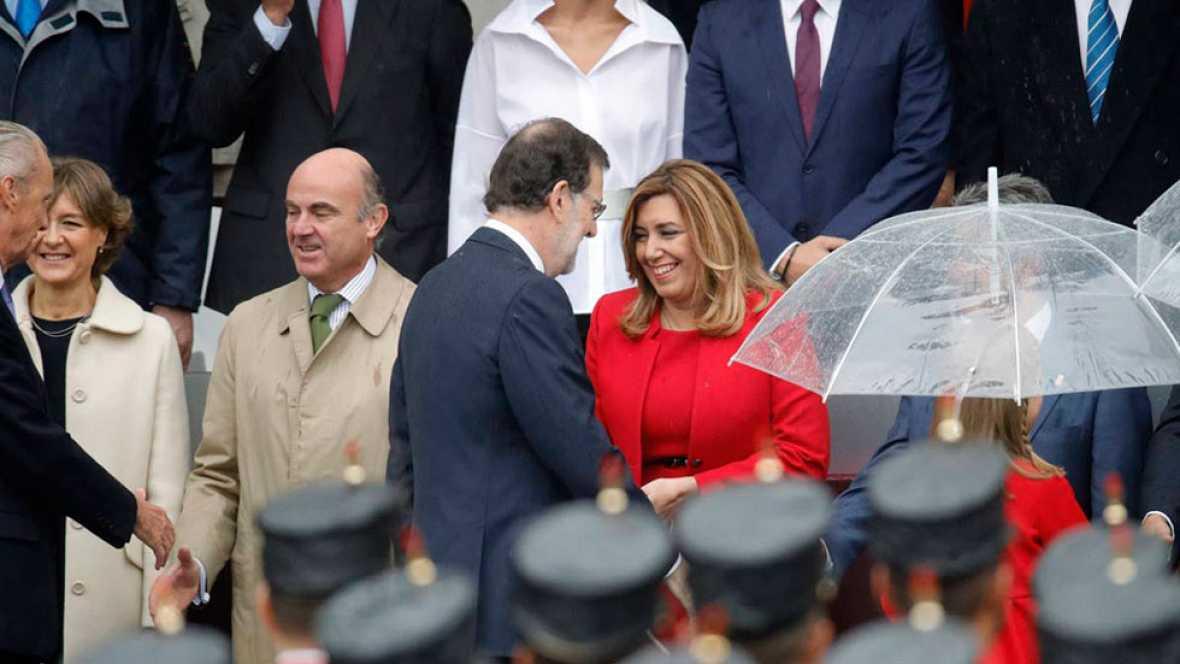 Rajoy se muestra prudente sobre una investidura que podría celebrar su segunda votación el sábado 29