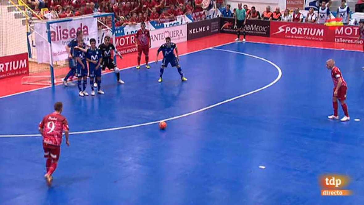Fútbol Sala - Liga Nacional 1ª jornada: P. Romero Cartagena - Magna Gurpea