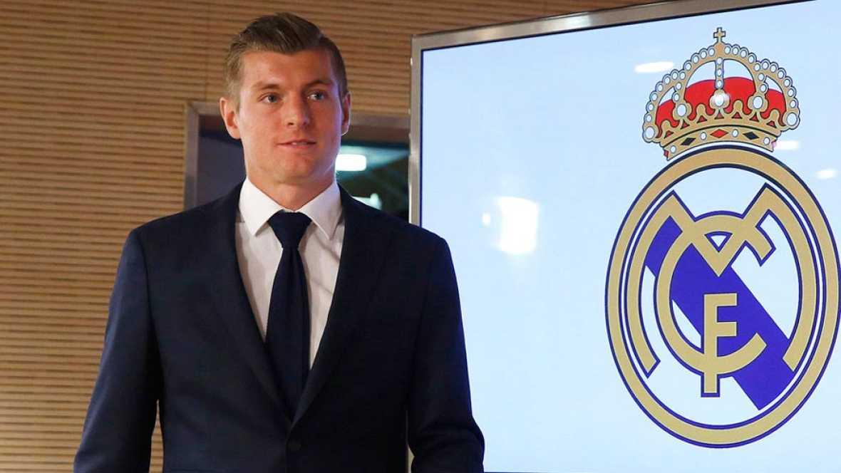 """Kroos: """"Me retiraré a los 36 años y es una opción hacerlo en el Real Madrid"""""""