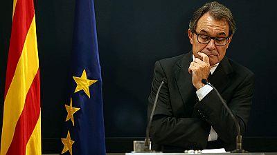 Artur Mas, a juicio por prevaricación y desobediencia por mantener el 9N