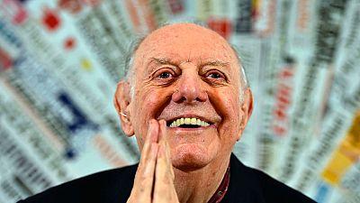Muere el dramaturgo Darío Fo, Nobel de Literatura en 1997, a los 90 años de edad