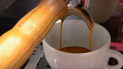 Una clase de caf� expr�s