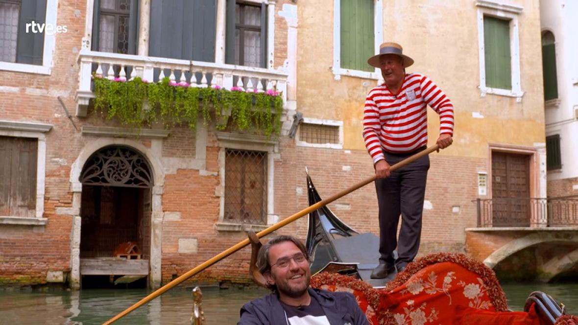 Destinos de película en Venecia. Gran Canal