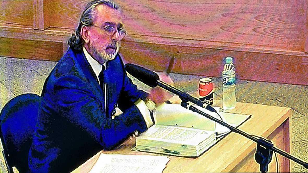 Correa se repartió beneficios de campañas electorales con Bárcenas, Galeote, Sepúlveda y Merino