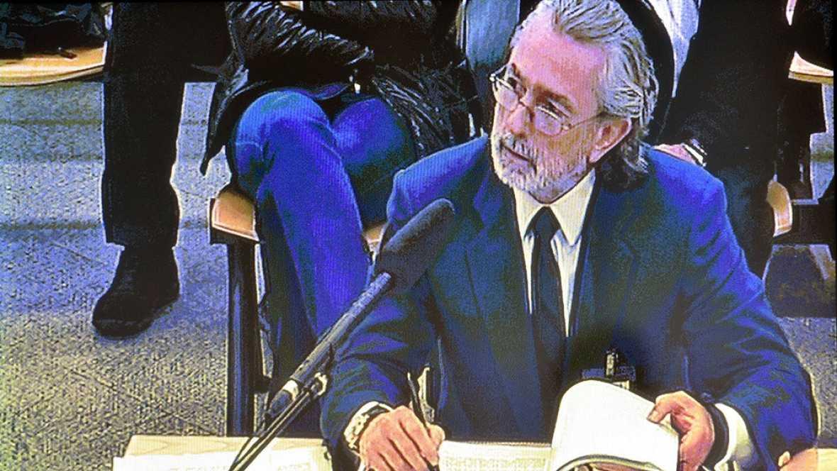 Correa matiza su versión y dice que Rajoy prescindió de él porque contrató al exsecretario de Aznar