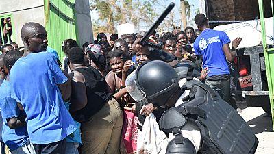 El reparto de la ayuda humanitaria en Haití está siendo más difícil de lo previsto