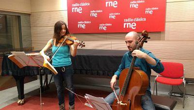 Estudio 206 - Lina Tur y Guillermo Turina - 14/10/2016