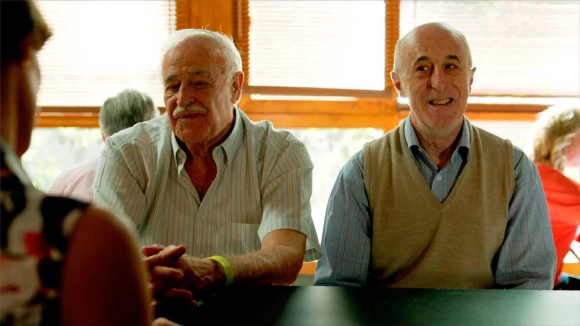 Olmos y Robles - Claudio y Braulio, los vigilantes de Ezcaray