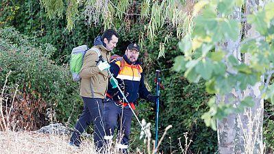 Más de 300 voluntarios participan en la búsqueda de Manuela Chavero en Monesterio