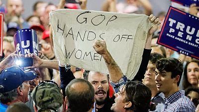 Dos nuevas denuncias acusan a Trump de haber abusado de dos mujeres