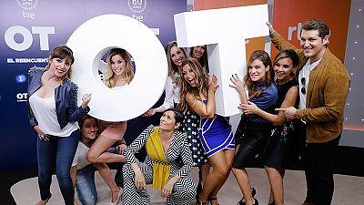 Operación Triunfo se reencuentra con su público para deleite de sus fans