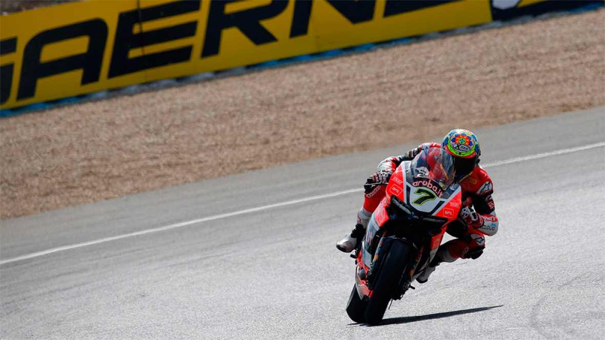 Motociclismo - Campeonato del Mundo Superbike. WSBK 1ª Carrera. Prueba Jerez - VER AHORA