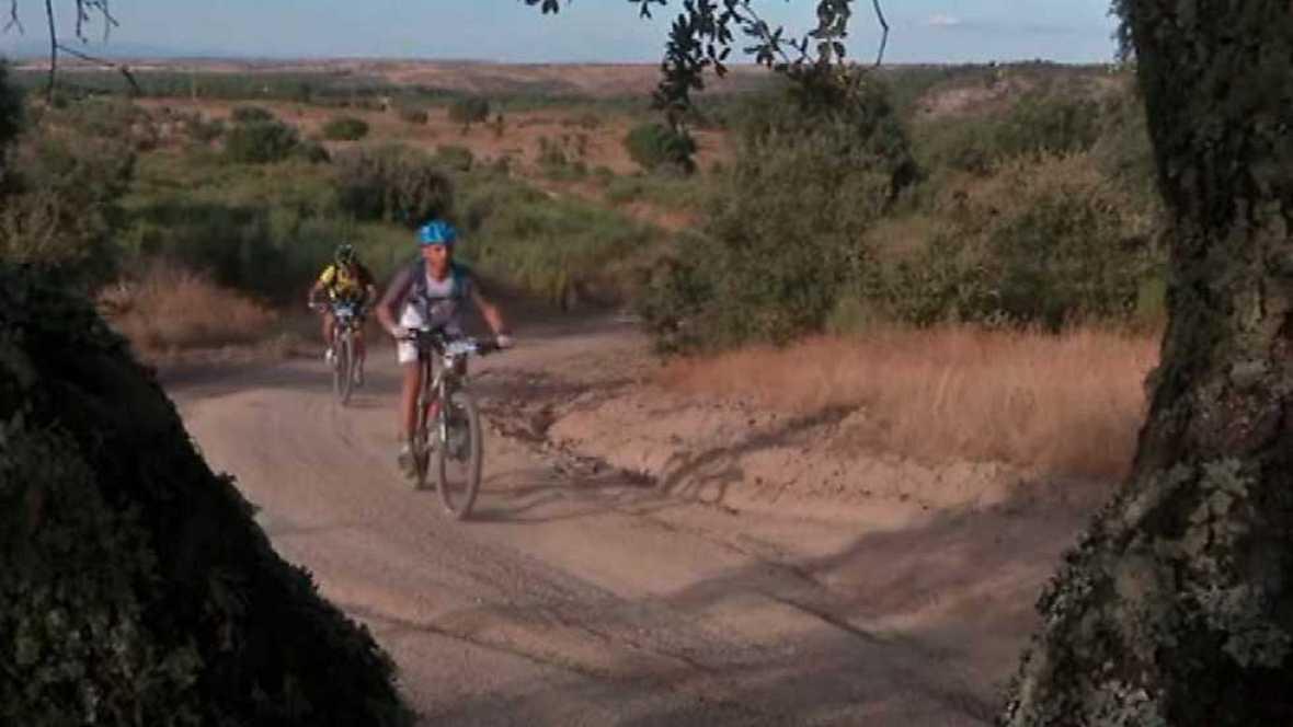 Mountain Bike - Powerade Non Stop Madrid - Lisboa - VER AHORA